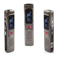 Wholesale Digital Phone Recorder Usb - Wholesale-New USB 8GB MP3 WMA Music Player Digital Voice Audio Phone Recorder