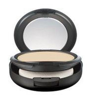Wholesale Spotted Gift Boxes - Luxury NC NW Face Powder Makeup Studio Fix Face Powder Plus Foundation natural finishing Powder shade 15g NEW IN BOX gift drop shipping