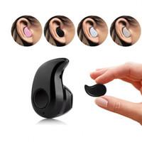 Wholesale Bluetooth Lenovo - bluetooth headset mini S530 wireless bluetooth headphones In-Ear headphones for iphone 7 plus samung S7 huawei lenovo