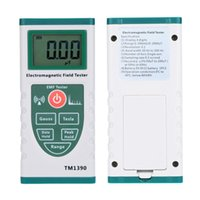 Wholesale Digital Gauss Meter - Professional Digital Gauss Electromagnetic Field Radiation Detecting Tester Meter Tools