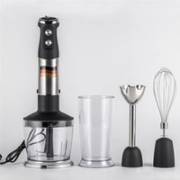Wholesale Milk Shake Mix - Electric Powerful Commercial Immersion Hand Blender Mixer Machine With Blade SET 850 Watt