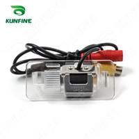Wholesale bmw x6 rear - CCD Track Car Rear View Camera For BMW 3 5 X5 X6 2008-2012 Parking Camera With Track line Night Vision LED Light KF-V1250L
