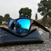 Wholesale Designer Holbrook - DPZ Brand Designer Luxury VR46 sports Polarized sunglasses VS holbrook men vintage classic oversized women sunglasses 9102 Gafas