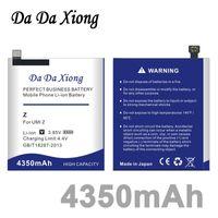 umi phone al por mayor-Da Da Xiong 4350mAh para UMI Z Batería para UMI Z Pro Battery Umidigi Z Cell Phone