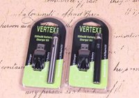 Wholesale New Style Blister - new style bud pen electronic cigarette battery variable voltage 350mah vertex blister kit retail packing bud touch battery e cig kit