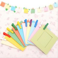 Wholesale hot sale boxes inch Rectangle colorful Paper rosette Photo Frame Wall Picture Album DIY Hanging Rope Frame