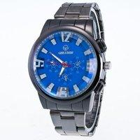 Wholesale casual form - hot Xiniu New Brand Casual Luxury Watch Men Motion Form Stainless Steel Sport Quartz Hour Wrist Analog Watch Man Watch Date Clock