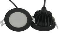 диммер оптовых-Новое прибытие 10 Вт водонепроницаемый IP65 затемнения LED downlight 15 Вт затемнения LED пятно света Светодиодные потолочные лампы с водонепроницаемый светодиодный драйвер AC85-265V