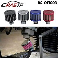 Wholesale RASTP Universal Car Air Intake Small Mushroom Head Air Filter Modified Small Air Filter Interface RS OFI003