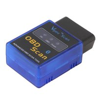Wholesale Launch Obd Connector - VGATE ELM327 V2.1 Advanced OBD 2 Scan Tools Auto Car Diagnostic Scanner OBD2 Bluetooth ELM 327 Russian Car-detector Diagnostic Tools