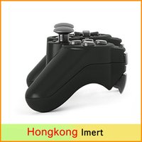Wholesale playstation controller sixaxis for sale - Group buy SIXAXIS wireless Sony PS3 Bluetooth Game Controller SIXAXIS Joysticks Gamepads Controller For Sony PS3 Playstation PS3 Slim Top Quality