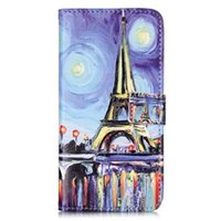 Wholesale Lg Optimus Luxury Case - Artistic For LG G5 Case Soft TPU Slim Ultra-Thin Shell Purse Skin Cover Flip Multicolor Wallet Luxury Leather Case For LG Optimus G5