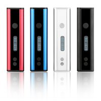 Meilleur E Cigarettes Vape Mod Box Nano 35W 0.45ohm Variable Wattage Athena Mods VS Istick Dieu 180 Cloupor Avec OLED Power Bank