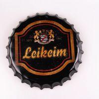Wholesale bottle cap art - Leikeim Beer Round Bottle Cap vintage Tin Sign Bar pub home Wall Decor Metal art Poster