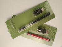 Wholesale Disposable Rechargeable Cigarette - Rechargeable Disposable E Cigarette CE3 Atomizer Starter Kit 510 Vape Cartridge 280mAh Slim Electronic Cigarette Battery