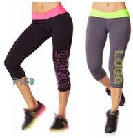 Wholesale Spandex Body Shaping - Women Pants Yoga fitness dance running sportswear female body shaping Women shaping pants