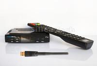 Wholesale Wifi Tv Satellite - Freesat V7 DVB-S2 HD satellite TV receiver + RT5370 USB WIFI (Youtube, power vu, CCcam, newcamd)