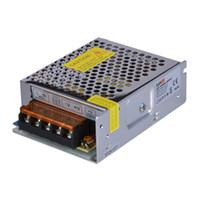 spannungsschalter netzteil großhandel-SANPU SMPS LED Fahrer 5v 12v 24v 60w konstante Spannung Schaltnetzteil für LEDs 110 v 220 V AC zu DC Transformator