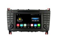 Wholesale Dvd Gps For C Class - 7'' Quad Core Android 5.1.1 Car DVD Player For C-Class W203 (2004-2007) CLK W209 (2004-2005) For BENZ With Stereo GPS Map