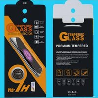 Wholesale Six Plus - Six Styles Empty Retail Package Boxes Packaging for Premium Tempered Glass 9H Screen Protector for iphone 7 Plus 6S Plus Samsung S7 Edge