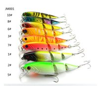 Wholesale prices lures for sale - Price Fishing Tackle Multi section Fishing Lures cm Plastic Hard Baits g Artificial Fake Lure for Saltwater