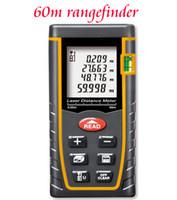Wholesale Infrared Ruler - Wholesale-2016 new hot Home decoration practical rangefinder laser range finder 60 80 100 meters infrared Electronic ruler Distance tools