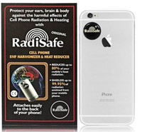 Wholesale labs testing online - 2016hot product realy work have test by Morlab lab shiled Radisafe Radi Safe anti radiation sticker free shppin