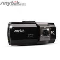 Wholesale G Dvd Player - car dvd Original Anytek AT550 Novatek 96650 Car DVR Full HD 1080P 148 Wide Angle Vehicle Car Camera+G-Sensor WDR Night Vision Function