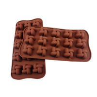 Wholesale windmill silicone cake mold chocolate Molds cookie Jelly Ice Molds Candy Cake Mould Bakeware
