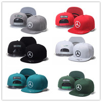 Wholesale Baseball Signature - Good Sale Fashion 2017 new cap Lewis Hamiltons Signature Edition snapback hat F1 Champion Racing sports Baseball chapeau Automobile