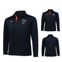 Wholesale Mens Outdoor Clothing Wholesale - Original PGM Brand Mens Outdoor Fit Polomens Golf Polo Shirts Quick Dry Long Sleeve Golf T-shirts Clothing Table Tennis Shirt 2513010