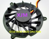 Wholesale New Cpu Wholesale - New & Original cpu cooling fan laptop fan For 4310 4710 5920 Free Shipping