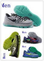 Wholesale Kd Prices Green - 2016 Kevin Durant KD 8 Basketball Shoes V8 Sports Shoes for men Sneakers KD8 Best Price