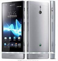 ingrosso 3g cellulare doppio nucleo-Cellulare ricondizionato Dual Core originale Sony Xperia P LT22i LT22 Android 3G WiFi da 8 MP 1 GB / 16 GB