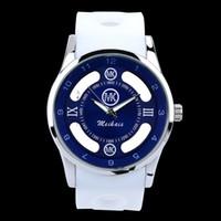 Wholesale Diy Belt Buckles - top relogio meikais luxury sports brand Hollow dial watches fashion Diy mk casual wristwatches men women dress quartz watches Lovers watches