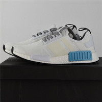 Wholesale Cheap Skull Top For Women - 2017 Originals NMD XR1 x Mastermind Skull Men's Casual Running Shoes for Top quality Cheap Black Red White Boost Fashion Sneakers size 36-45