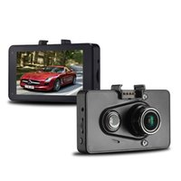 Wholesale Car Cameras Record Road - free shipping 3.0 inch GPS logger and g-sensor Ambarella 1080P FHD car dvr ,night vision car camera road safety guard