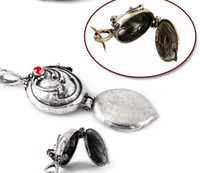 Wholesale Elena Nina Vervain - Elena Nina Vervain Pendant The Vampire Diaries Lockets Necklaces Gilbert Necklace Jewelry for Men and Women DHL