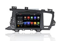 NEUE Android 5.1 kapazitiver Schirm KIA K5 / Optima Auto DVD pc mit GPS-Navigationsradio im Schlag Auto-PC Stereolithographie Video