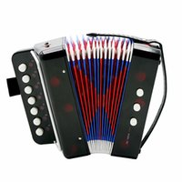 Wholesale Toy Piano Accordion - Factory direct sales of children's toys to play a piano accordion educational practice wholesale trade