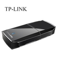 Wholesale Router Wifi Tp Link Adapter - Wholesale- usb 2.0 network card 300Mbps tp-link tp link 823n wireless wifi signal adapter wi-fi 802.11g b n antenna router