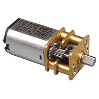 электродвигатель постоянного тока оптовых-3-6 В DC Маленький Микро металлический Редуктор Электродвигатель Высокого Качества DIY B00029 ОСТ