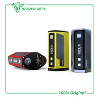 Wholesale Ergonomic Design - Ijoy Maxo 315W Quad TC Mod 18650 Battery Temperature Control MAXO QUAD Box Mod With Ergonomic Design 100% Original
