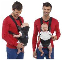 Wholesale Backpack Carry Baby - Orginal Brand Baby Carrier Sling Portable Adjustable Suspenders Backpack Thickening Shoulders 9kg Kangaroo Bebe