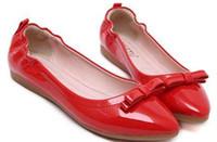 рулонные туфли оптовых-специальное предложение удобная мягкая нижняя обувь Dichotomanthes egg roll slip беременные женщины обувь плоские туфли Женские остроконечные плоские каблуки