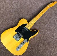 Wholesale Couple String - 2017 Wholesale New Couple telecaster solid wood Quality AAAAA TL 6 strings electric guitar guitarra Fast delivery
