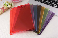 Wholesale Ipad Air Partner Shell - Hard Plastic Crystal Smart Cover Partner Clear Back Case For ipad Pro 9.7