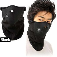Wholesale Motorcycle Face Covering Mask - Neoprene Neck Half Face Mask Cover Ride Bike Hat CS Mask Winter Veil Men Women Outdoor Bicycle Cycling Motorcycle Ski Snowboard 50pes