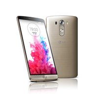 Wholesale Gsm G3 - Original Refurbished LG G3 D855 Quad Core 5.5Inch IPS 1920*1080 Screen 2G RAM 16G ROM 13.0MP Android GSM Unlocked Phones