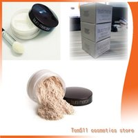 Wholesale Make Up White Powder - Cosmetics series Laura Mercier translucent loose powder maquiagem make-up bright white long-lasting luxury powder free shipping